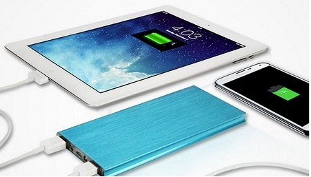 External Battery for Mobile device