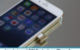 How to import SIM Contacts on iPhone 6, iPhone 6 plus – iOS 8