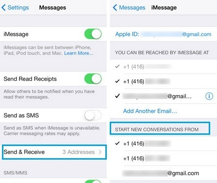 How to set up iMessage on iPhone 6 and 6 Plus and on iOS 8