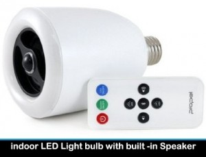 5 Best Bluetooth light bulb and Speaker controlled by iPhone/Android