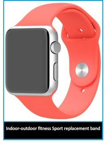 Colorful and Best Apple Watch 42mm Rubber band