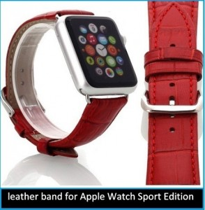 Here are Best Apple Watch leather Bands 38mm – Strap replacement