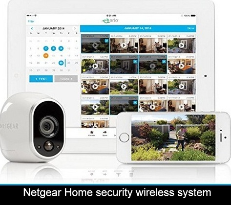 Best Home Security systems 2015 deals handle by iOS/ Android
