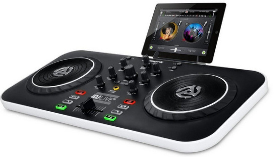 5 best ipad dj controller mixture 2017 deals traktor numark pioneer. Black Bedroom Furniture Sets. Home Design Ideas