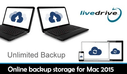 Free Best Online Backup service for Mac 2015
