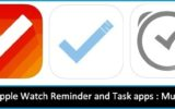 Best Apple Watch Reminder and Task apps – Sport, Edition