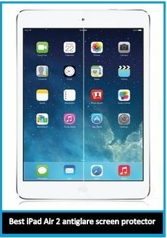 Best reviews ultra HD Screen protector of iPad Air 2