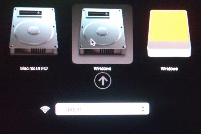 How to Move windows 7 to OS X in Mac Yosemite