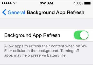 How to enable auto rotate on iphone 6 plus 13