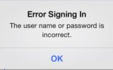 fix twitter not login on iPhone, iPad and iPod touch