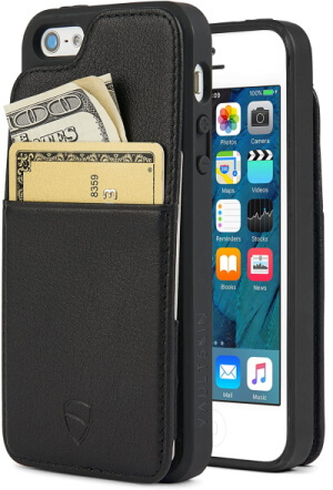 Vaultskin Wallet Case for iPhone