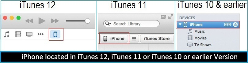 How to fix iPhone 6/ 6 plus not showing up on iTunes Mac