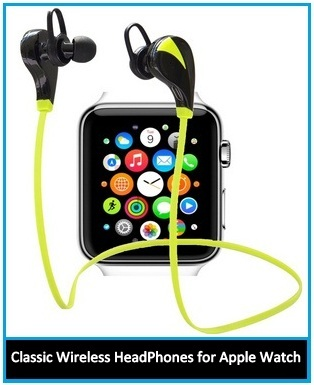 Stylist and Best Apple Watch Wireless Bluetooth headset
