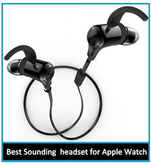 best Apple Watch wireless Bluetooth headphone