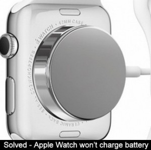Apple Watch won't charge battery- Workable Fixes to Charge your Apple Watch