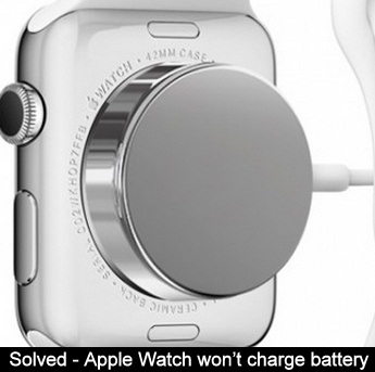 apple watch battery heating issue