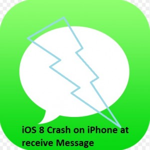 Fixed: iOS 8 Crash on receive Message on iPhone, iPad