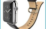 Best Apple Watch 42mm leather band: Black, brown