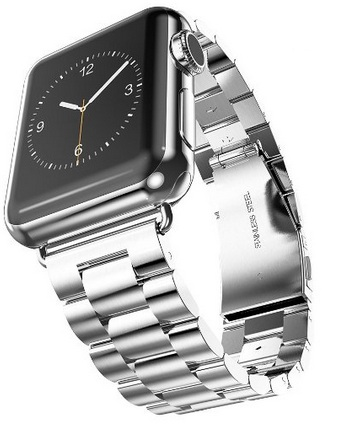 Apple watch 42mm stainless steel band for best buy