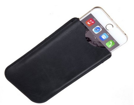 Best sleeve case for iPhone 6 Leather