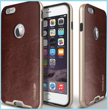 Protective case for iPhone 6 and iPhone 6 plus