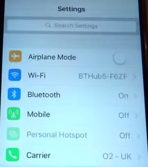 Save iOS 9 Battery on iPhone and iPad