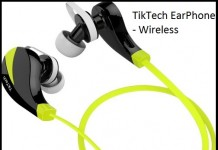Apple watch Headset by TikTech