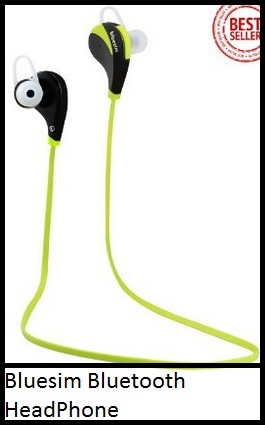 Bluesim Wireless headphone