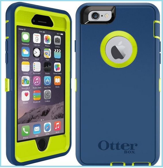 OtterBox body cover case as water resistance