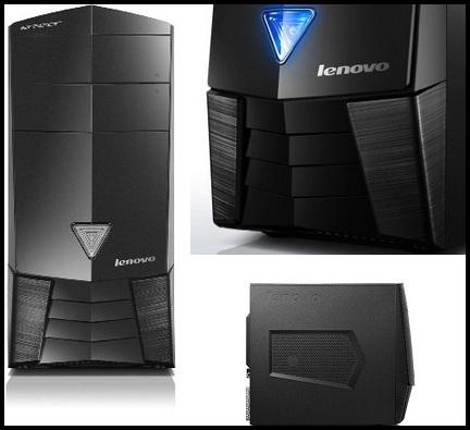 Lenovo gaming PC and Desktop