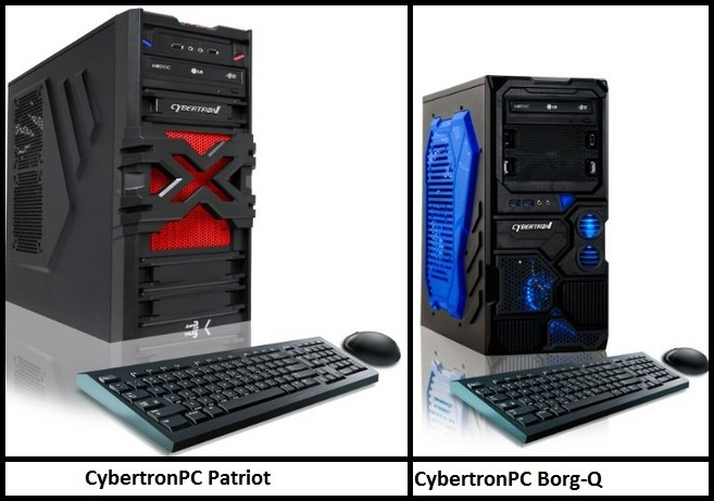 CybertronPC for All Games Best Affordable Gaming PC 2017