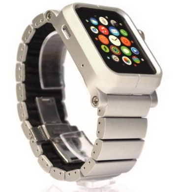 Aluminium Body and Band/ Belt for watch