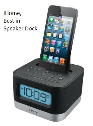 iHome third-party dock station