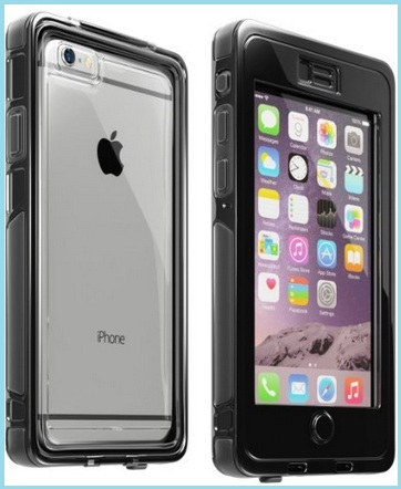 waterproof case for iPhone and iPad