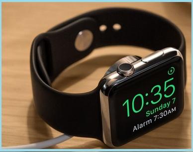 Night mode in apple watch