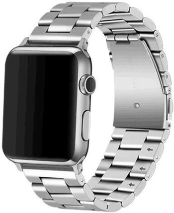 Apple iWatch metal Clasp 42mm Stainless Steel band