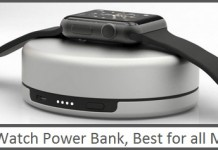 Apple watch Portable Power Bank and Stand