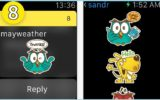 Best Apple watch sticker app that's you never seen