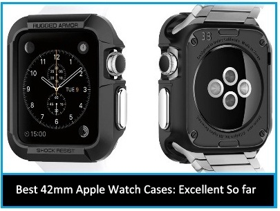 new product 1b636 53e57 Best 42mm Apple Watch Cases: Excellent So far