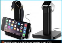 Best Apple Watch Charging Stand offer by Nomad 2015