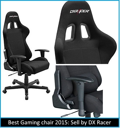 Best Gaming chairs 2015: Sell by DX Racer