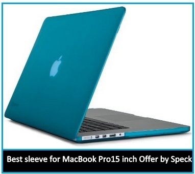 Best sleeve for MacBook Pro15 inch Offer by Speck