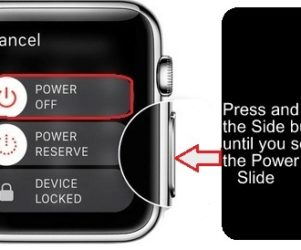 Steps to Reset Apple Watch to factory settings without iPhone