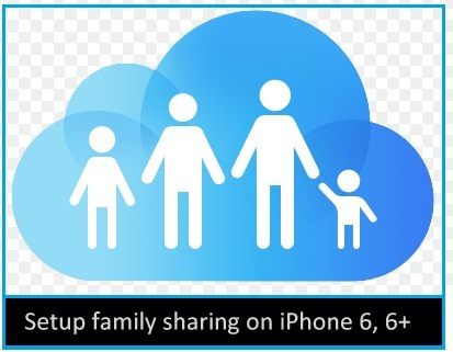 How to setup family sharing on iOS 8, iOS 9 devices