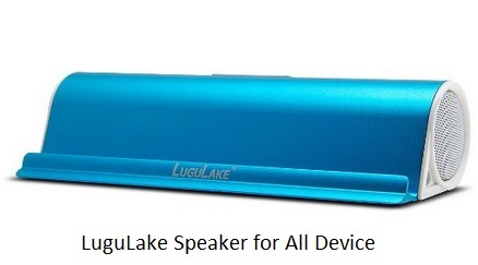 LuguLake long play time Speaker dock