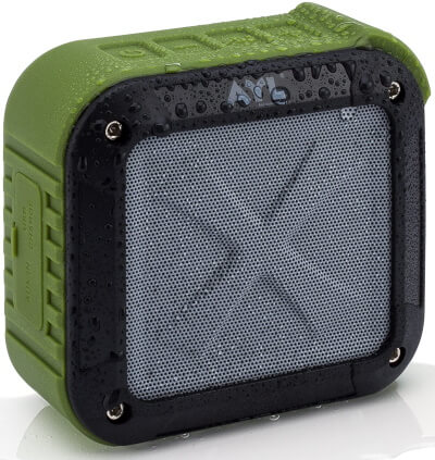 Outdoor or Shower Bluetooth Speaker for iPhone