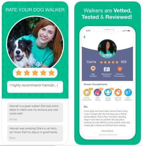 Wag - Best Dog Walker and Sitter Apps for iPhone