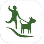 Running app for dog pet