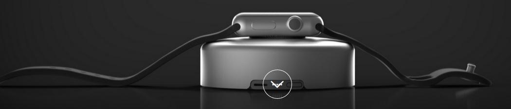 portable Apple watch external battery