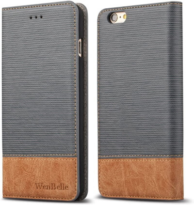 WenBelle Wallet Case for iPhone